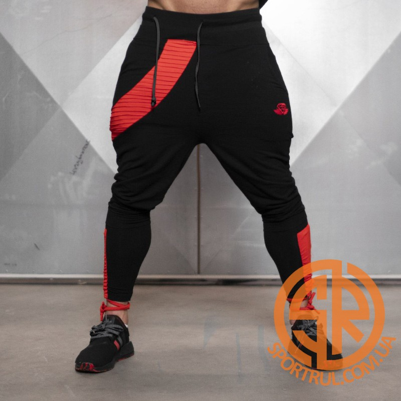RONIN Prometheus Jogger 2.0 – Black Fire Red